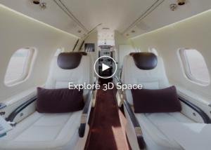 Learjet 60 Refurbishment